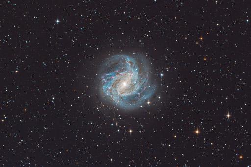 Southern Pinwheel Galaxy - M83 or NGC 5236