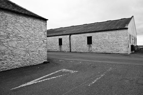 Port Ellen Warehouses