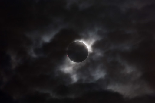 Total Solar Eclipse 09 March 2016 - Indonesia - Belitong - Panta