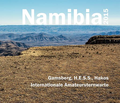 Namibia 2015 - IAS Edition