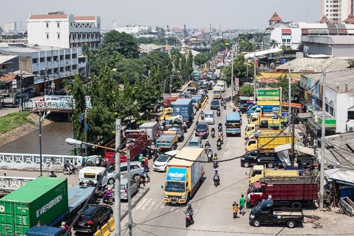Jakarta Old Town - Jalan Tol Pelabuhan #1