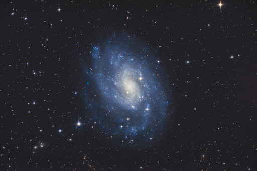 NGC 300 - Spiral Galaxy in Sculptor (DSS v1)