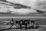 GB, SCO, SCT, UK, banffshire, chair, chairs, clothesline, clouds, coast, dinge, favs-mj, grampian, great britain, hafen, harbor, harbour, himmel, jahreszeit, jahreszeiten, küste, maritime, meer, pennan, reise, schottland, scotland, scotland2007, sea, seascape, season, seasons, see, shore, sky, sommer, stuhl, stühle, summer, table, things, travel, ufer, united kingdom, wasser, water, week3-leithhall, wolken, world