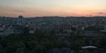 2. stadtbezirk, AT, AT-9, austria, blick vom riesenrad, ferris wheel, leopoldstadt, prater, reise, riesenrad, sonne, sonnenuntergang, sun, sunset, travel, vienna, vienna2008, wien, world, österreich