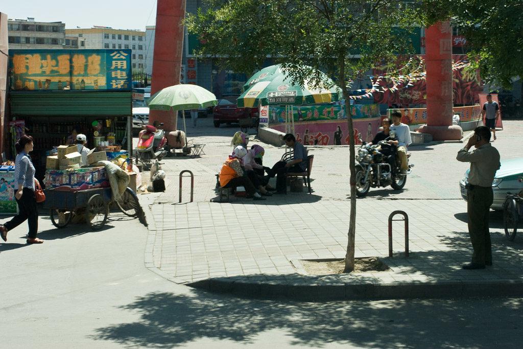 CN, china, china2008, gansu, jiuquan, leute, menschen, people, reise, straße, straßen, street, streets, travel, world, zhongguo, 中国, 中國, 甘肃, 酒泉市