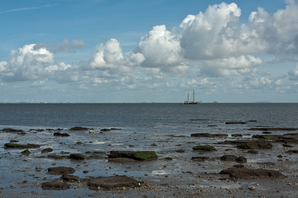 DE, DE-SH, NF, SH, blau, blue, clouds, color, colors, deutschland, farbe, farben, germany, groede2009, gröde, hallig, hallig gröde, halligen, himmel, holm, jahreszeit, jahreszeiten, maritime, meer, mudflat, nordfriesland, north frisia, reise, sailing, schiff, schiffe, schleswig-holstein, sea, seascape, season, seasons, see, ship, ships, sky, sommer, summer, tidal flat, travel, wasser, water, watt, wolken, world