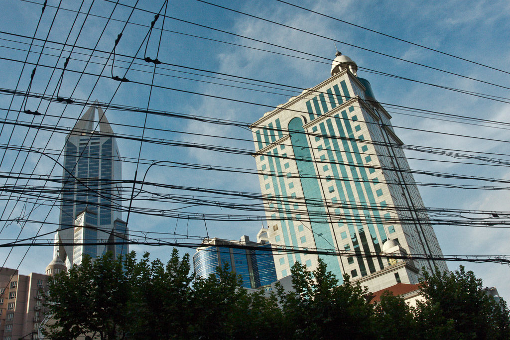 CN, buildings, china, china2009, electrical, electricity, elektrik, elektrisch, gebäude, high-riser, hochhaus, power, power line, reise, shanghai, stromversorgung, technical, technik, travel, world, zhongguo, 上海, 中国, 中國