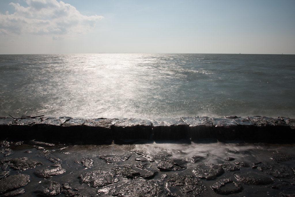 DE, DE-SH, NF, SH, backlight, deutschland, embankment, frühling, gegenlicht, germany, groede2010, gröde, hallig, hallig gröde, halligen, holm, horizon, horizont, jahreszeit, jahreszeiten, licht, light, meer, nordfriesland, north frisia, reise, schleswig-holstein, sea, seascape, season, seasons, see, spring, steinkante, stone edge, travel, wasser, water, world