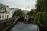 ENG, GB, UK, buildings, camden, camden lock, england, gebäude, great britain, greater london, london, maritime, regent's channel, sluice, united kingdom, world