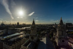 ENG, GB, UK, cathedral, church, churches, city of london, england, great britain, greater london, himmel, kathedrale, kirche, kirchen, london, sky, sonne, st paul's cathedral, sun, united kingdom, view, world