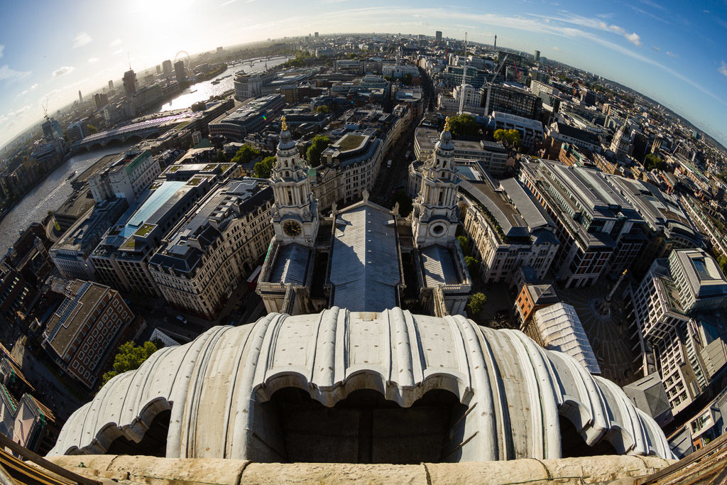 ENG, GB, UK, cathedral, church, churches, city of london, england, fischauge, fisheye, fotografie, great britain, greater london, kathedrale, kirche, kirchen, london, photography, phototech, st paul's cathedral, united kingdom, view, world