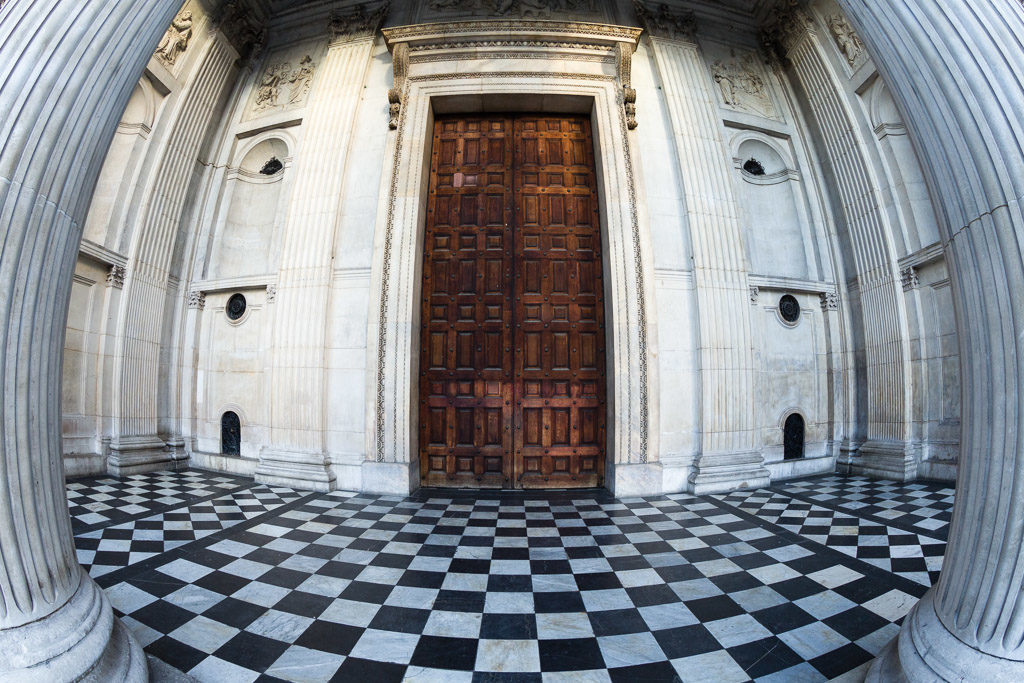 ENG, GB, UK, cathedral, church, churches, city of london, door, doors, england, fischauge, fisheye, fotografie, great britain, greater london, kathedrale, kirche, kirchen, london, photography, phototech, st paul's cathedral, tür, türen, united kingdom, world