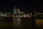 ENG, GB, UK, beleuchtung, city lights, city of london, custom house, england, great britain, greater london, illumination, lichter, lichter der stadt, lights, london, nacht, night, river thames, skyline, themse, united kingdom, world