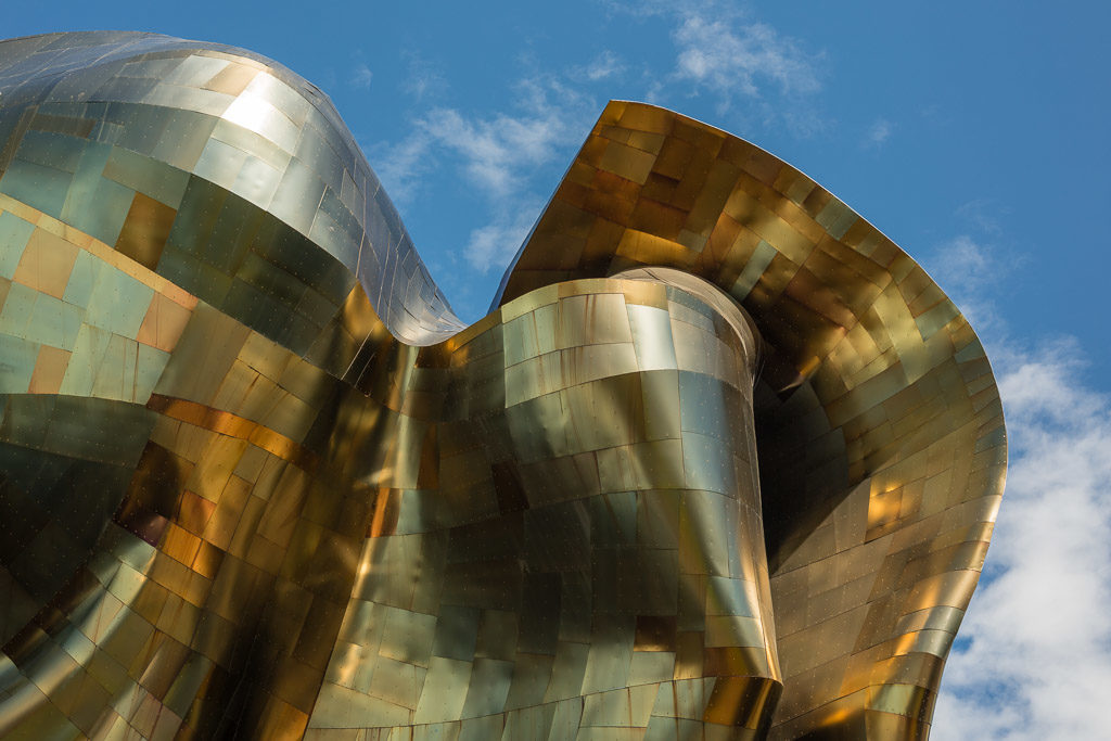 US, US-WA, USA, WA, architecture, architektur, frank gehry, mopop, museum of pop culture, seattle, seattle center, united states, united states of america, vereinigte staaten, washington, world