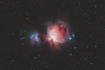 astrofotografie, astronomie, astronomy, astrophotography, emission nebula, emissionsnebel, m42, m43, messier, orion, orion nebula, orionnebel