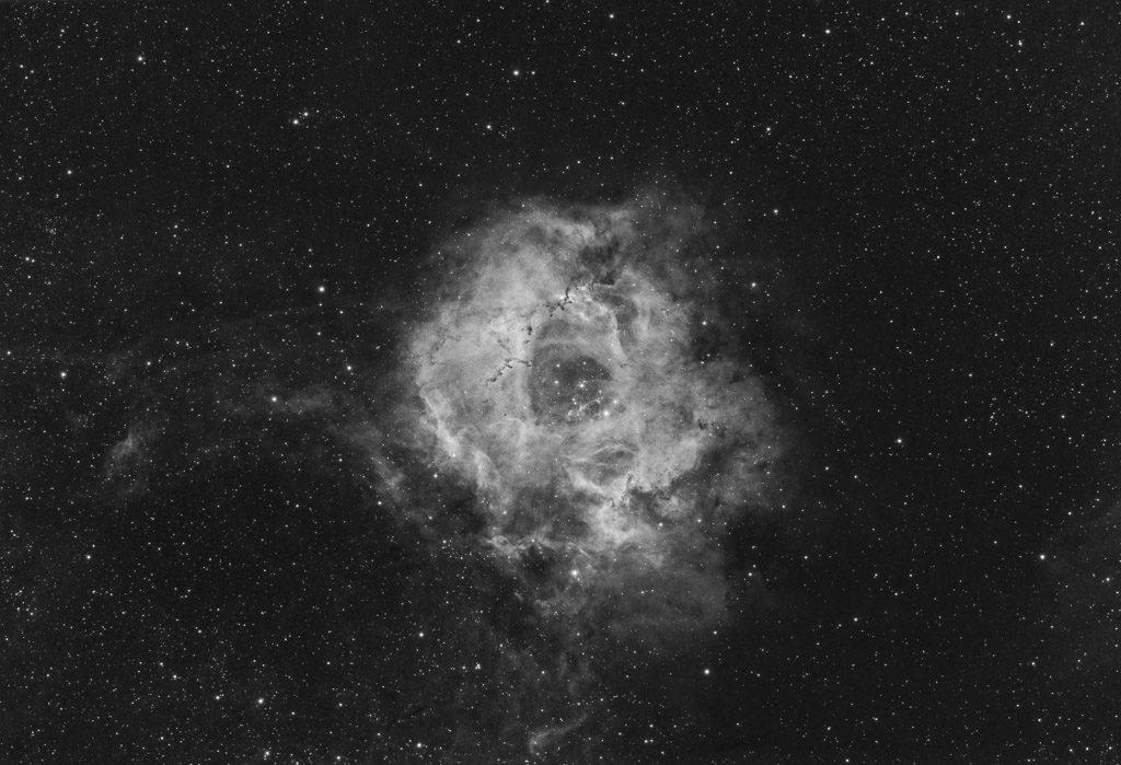 astrofotografie, astronomie, astronomy, astrophotography, emission nebula, emissionsnebel, monoceros, ngc, ngc2237, ngc2238, ngc2239, ngc2244, ngc2246, open cluster, rosette nebula, star, star cluster, stars, stern, sterne, sternhaufen