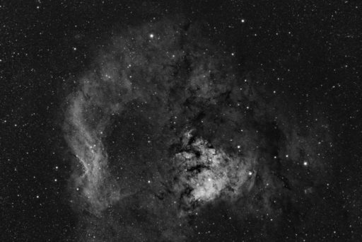 astrofotografie, astronomie, astronomy, astrophotography, ced214, cederblad, cepheus, emission nebula, emissionsnebel, kepheus, ngc, ngc7762, ngc7822, star, star cluster, stars, stern, sterne, sternhaufen