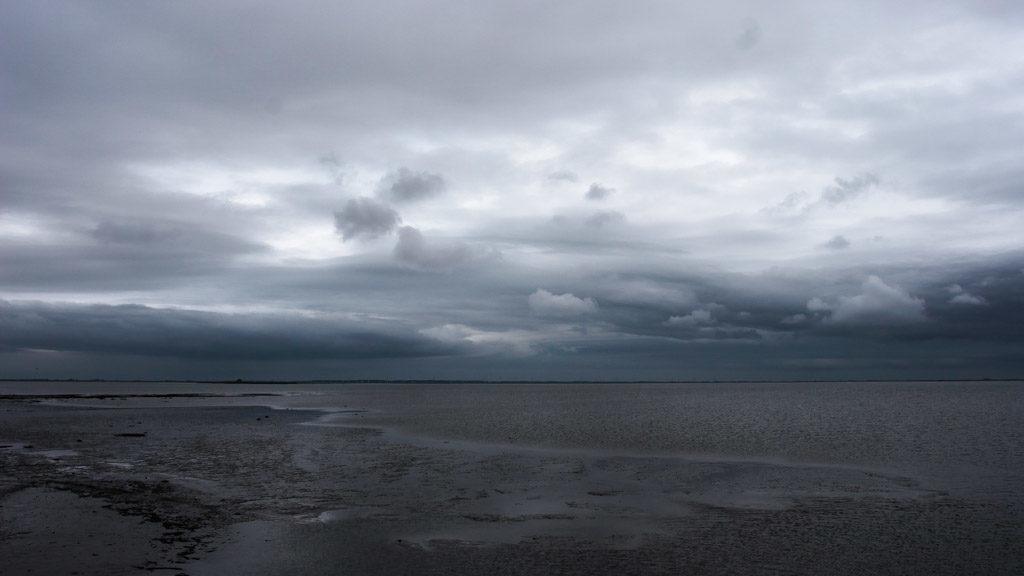 DE, DE-SH, NF, SH, clouds, deutschland, ebbe, germany, gröde, hallig, hallig gröde, halligen, himmel, holm, jahreszeit, jahreszeiten, landscape, landschaft, low tide, meer, mudflat, natur, nature, niedrigwasser, nordfriesland, nordsee, north frisia, north sea, reise, rural, sandbank, schleswig-holstein, sea, seascape, season, seasons, see, sky, sommer, summer, tidal flat, travel, wadden sea, wasser, water, watt, wattenmeer, wolken, world