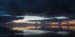 DE, DE-SH, NF, SH, blaue stunde, blue hour, clouds, deutschland, ebbe, germany, gröde, hallig, hallig gröde, halligen, himmel, holm, jahreszeit, jahreszeiten, landscape, landschaft, licht, light, low tide, meer, mudflat, natur, nature, niedrigwasser, nordfriesland, nordsee, north frisia, north sea, reise, rural, sandbank, schleswig-holstein, sea, seascape, season, seasons, see, sky, sommer, summer, tidal flat, travel, wadden sea, wasser, water, watt, wattenmeer, wolken, world