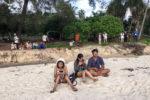 2016, ID, astrofotografie, astronomie, astronomy, astrophotography, bangka-belitung islands, beach, belitung, coast, eclipse, ereignisse, events, finsternis, indonesia, indonesien, küste, leute, meer, menschen, pantai burung mandi, people, sea, seascape, see, shore, solar-eclipse-2016-mar-09, strand, sumatra, ufer, wasser, water, world