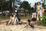 2016, ID, Silvia Otto, astrofotografie, astronomie, astronomy, astrophotography, bangka-belitung islands, beach, belitung, coast, eclipse, ereignisse, events, finsternis, indonesia, indonesien, küste, leute, meer, menschen, pantai burung mandi, people, sea, seascape, see, shore, solar-eclipse-2016-mar-09, strand, sumatra, ufer, wasser, water, world