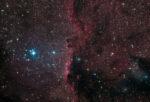 altar, ara, astrofotografie, astronomie, astronomy, astrophotography, emission nebula, emissionsnebel, ngc, ngc6188