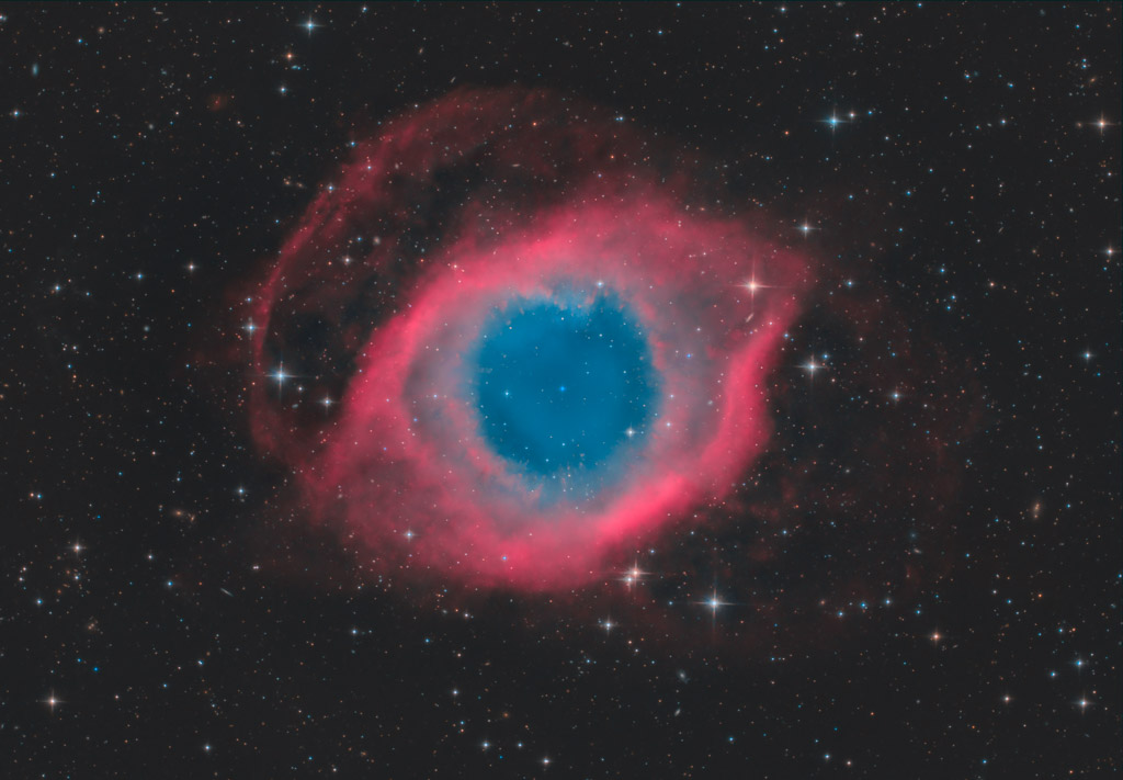 aquarius, astrofotografie, astronomie, astronomy, astrophotography, helix nebula, helixnebel, ngc, ngc7293, planetarischer nebel, planetary nebula, wassermann