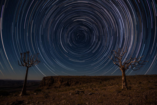 NA, astrofotografie, astronomie, astronomy, astrophotography, fish river canyon, namibia, star, star trail, stars, stern, sterne, world