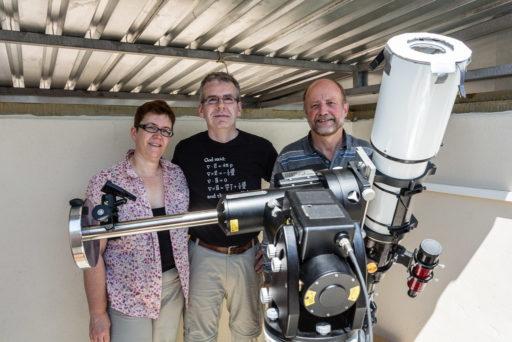 Herbert Sauber, Martin Junius, NA, Susanne Büter, hakos, hakos guest farm, khomas, namibia, remote observatories, remote sternwarten, world