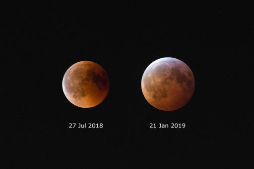 2018, 2019, astrofotografie, astronomie, astronomy, astrophotography, cologne, eclipse, ereignisse, events, finsternis, köln, lunar, lunar eclipse, lunar-eclipse-21-jan-2019, lunar-eclipse-27-jul-2018, micromoon, mond, mondfinsternis, moon, solar system, sonnensystem, supermoon