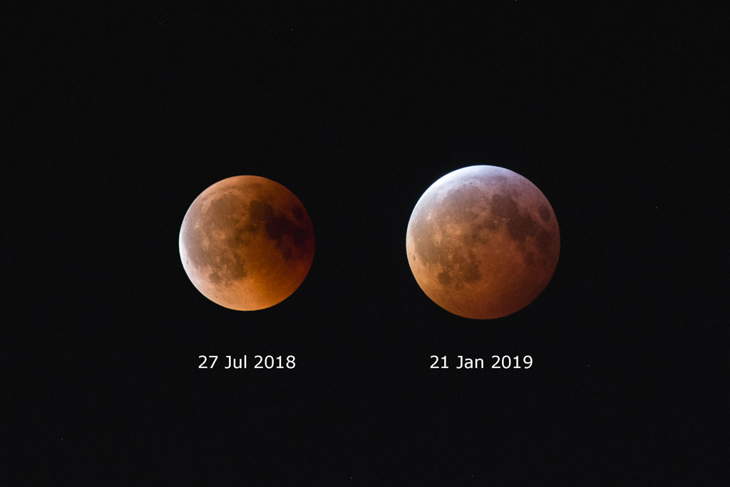 2018, 2019, astrofotografie, astronomie, astronomy, astrophotography, cologne, eclipse, ereignisse, events, finsternis, köln, lunar, lunar eclipse, lunar-eclipse-21-jan-2019, lunar-eclipse-27-jul-2018, micromoon, mond, mondfinsternis, moon, solar system, sonnensystem, supermoon