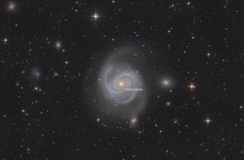 20-inch ak3, NA, ak3, astrofotografie, astronomie, astronomy, astrophotography, coma berenices, galaxy, galaxy cluster, haar der berenike, hakos, hakos guest farm, ias, ias observatory, ias observatory hakos, jungfrau, khomas, m100, messier, namibia, ngc, ngc4321, sn2019ehk, spiral galaxy, star, stars, stern, sterne, supernova, virgo, virgo cluster, world