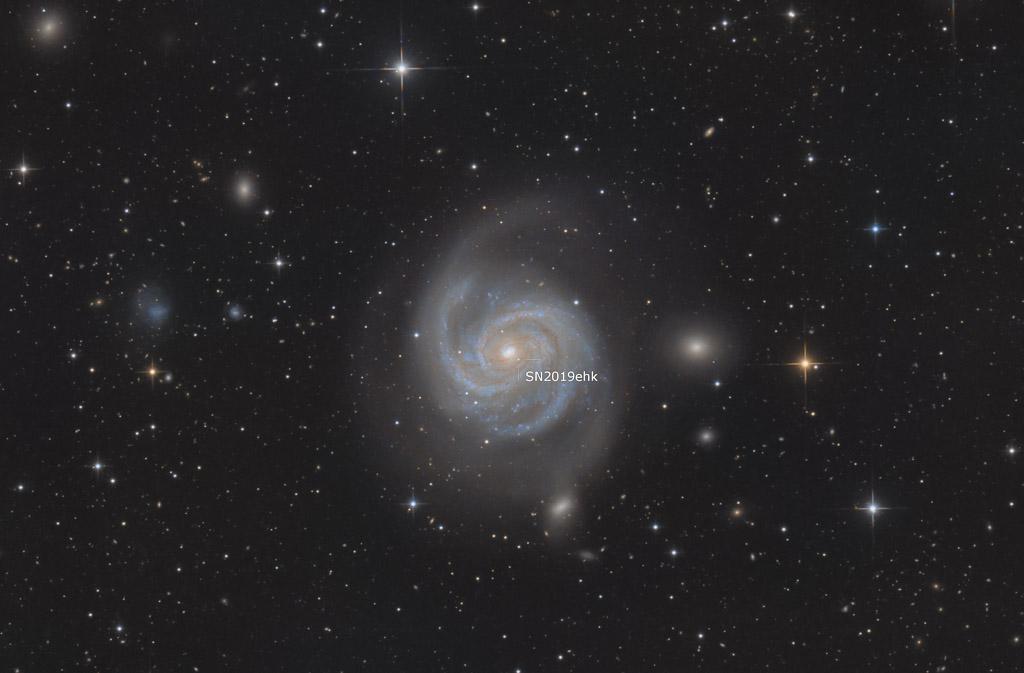 20-inch ak3, NA, ak3, astrofotografie, astronomie, astronomy, astrophotography, coma berenices, galaxy, galaxy cluster, haar der berenike, hakos, hakos guest farm, ias, ias observatory, ias observatory hakos, jungfrau, khomas, m100, messier, namibia, ngc, ngc4321, sn2019ehk, spiral galaxy, supernova, virgo, virgo cluster, world