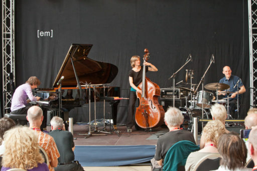 2012, D, DE, DE-NW, NRW, deutschland, düsseldorf, düsseldorfer jazz rally, ereignisse, eric schaefer, eva kruse, events, festival, festivals, germany, jazz, jazz rally, kruse, michael wollny, michael wollnys em trio, music, musik, nordrhein-westfalen, northrhine-westfalia, schaefer, wollny, world