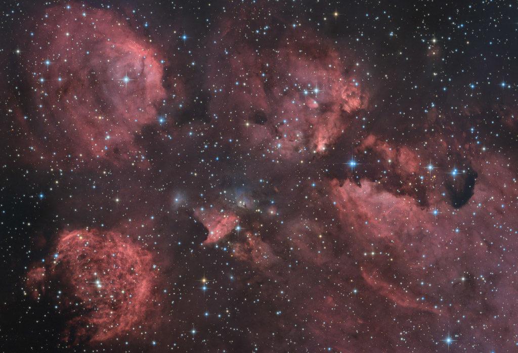 20-inch ak3, NA, ak3, astrofotografie, astronomie, astronomy, astrophotography, cats paw nebula, emission nebula, emissionsnebel, hakos, hakos guest farm, ias, ias observatory, ias observatory hakos, khomas, namibia, ngc, ngc6334, scorpius, star, stars, stern, sterne, world