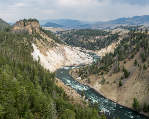 US, US-WY, USA, WY, calcite springs overlook, united states, united states of america, vereinigte staaten, world, wyoming, yellowstone, yellowstone national park, yellowstone river