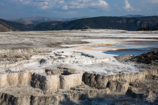 US, US-WY, USA, WY, mammoth hot springs, united states, united states of america, vereinigte staaten, world, wyoming, yellowstone, yellowstone national park