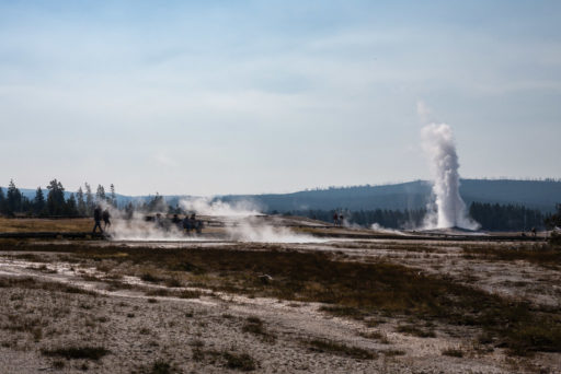 US, US-WY, USA, WY, geyser hill, old faithful, united states, united states of america, vereinigte staaten, world, wyoming, yellowstone, yellowstone national park