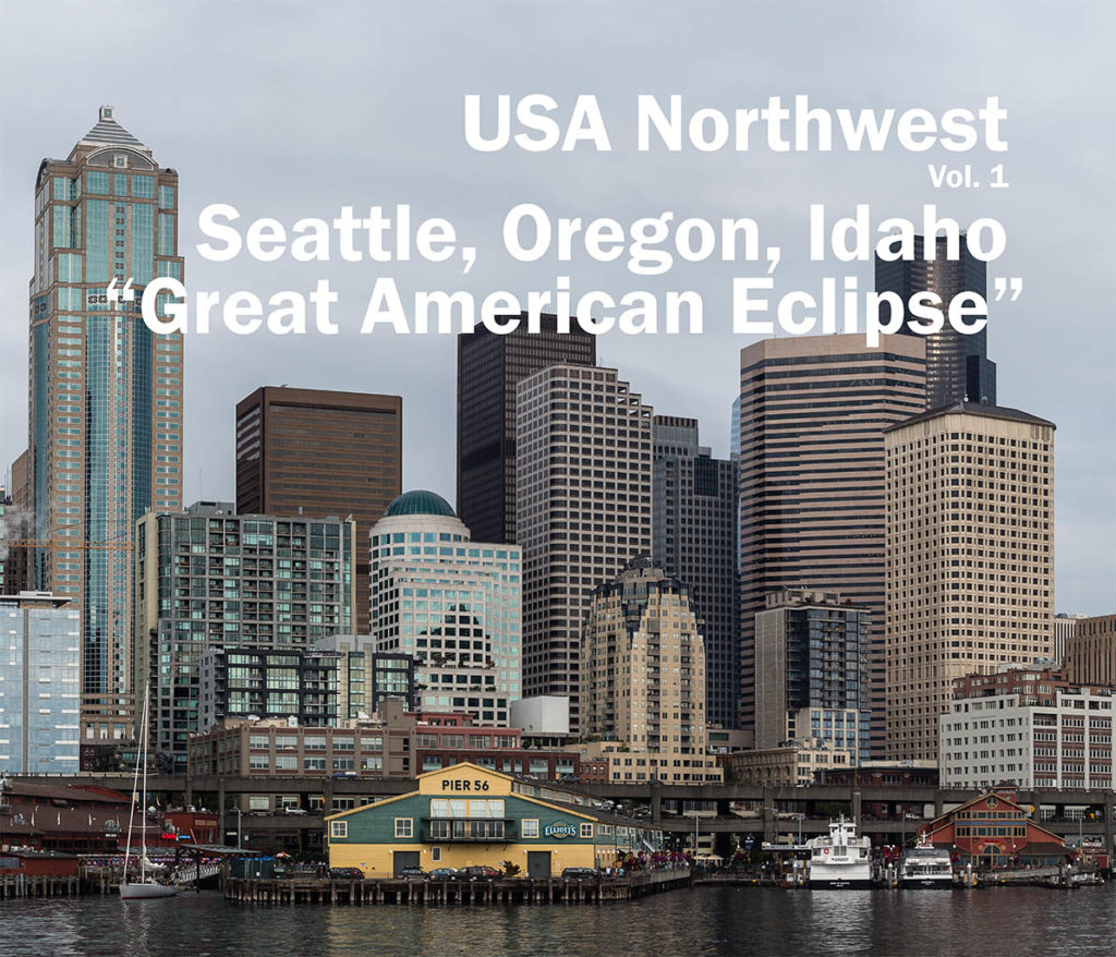 Photo book USA Northwest Vol. 1