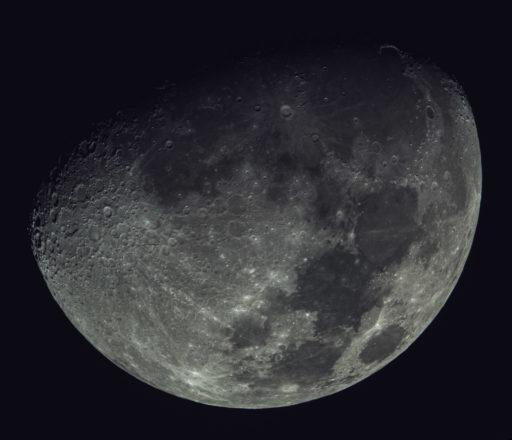 astrofotografie, astronomie, astronomy, astrophotography, golden handle, mond, moon, solar system, sonnensystem
