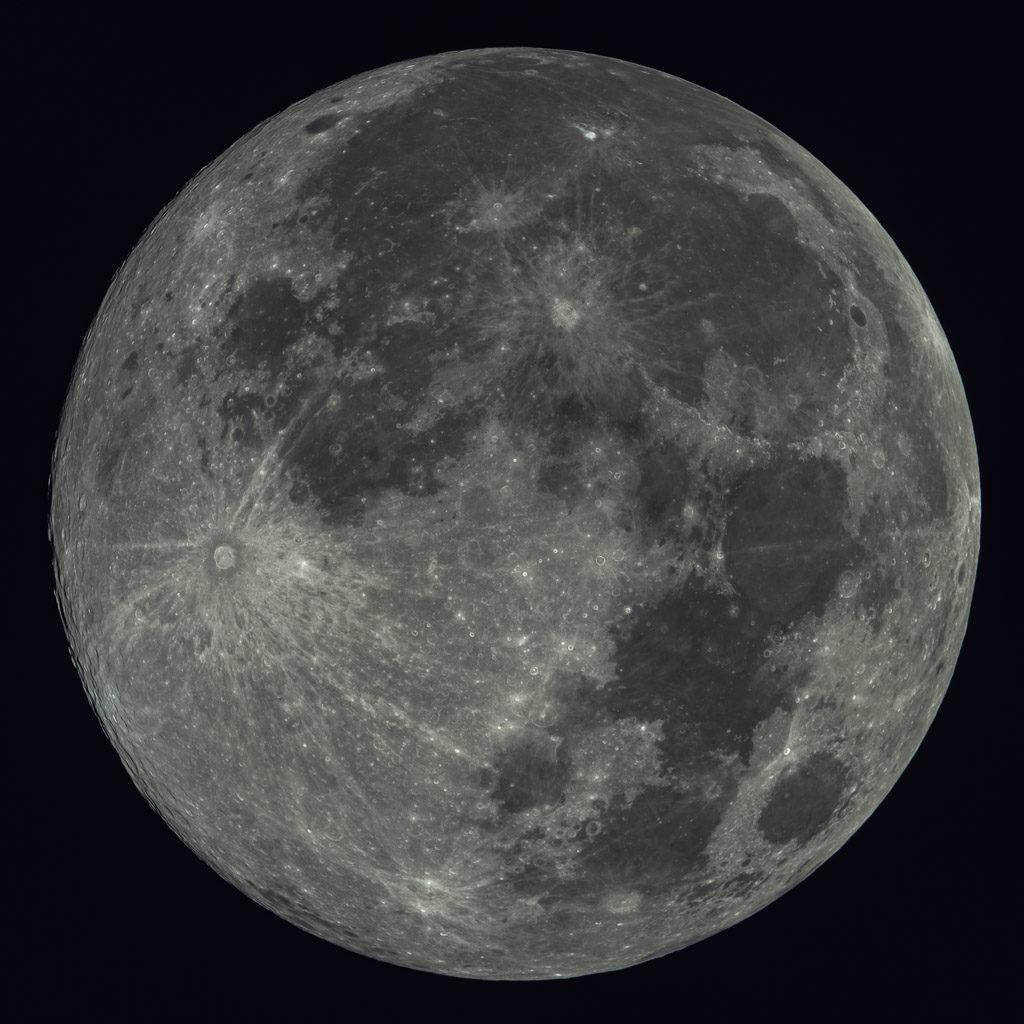 astrofotografie, astronomie, astronomy, astrophotography, mond, moon, solar system, sonnensystem, supermoon
