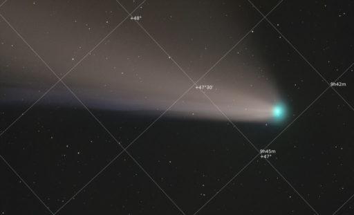 astrofotografie, astronomie, astronomy, astrophotography, c/2020 f3 neowise, comet, komet, neowise, ursa major
