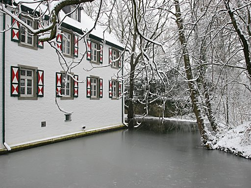 Cologne - Isen Castle - Snow 3