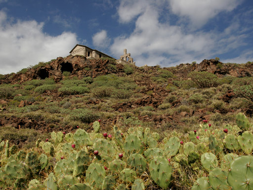 Tenerife - Ghost Town near Abades 1